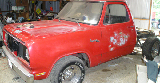 1978 Dodge Lil Red Express Truck - Photo 3