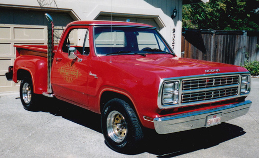 1979 Dodge Lil Red Express Truck By Bob Harder - Image 1