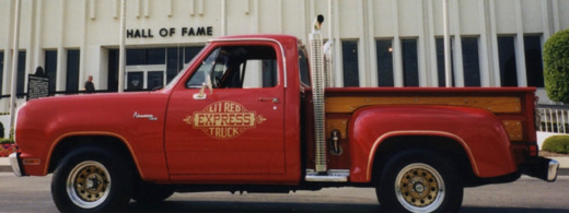 1979 Dodge Lil Red Express Truck By Bob Harder - Image 2