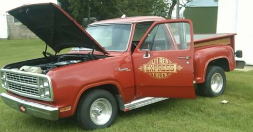 1979 Dodge Lil Red Express Truck - Photo 1