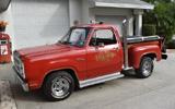 1979 Dodge Lil Red Express Truck By Brian Steiner
