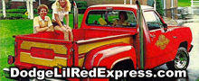 Dodge Lil Red Express Resources