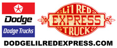 Dodge Lil Red Express Truck Resources