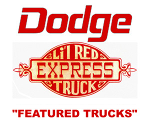 Featured Lil Red Express Trucks